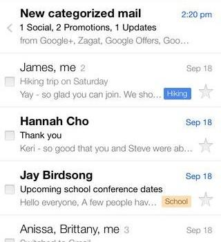 Gmail Ekran Görüntüleri - 2