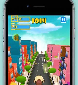 Go Robo Run Ekran Görüntüleri - 3