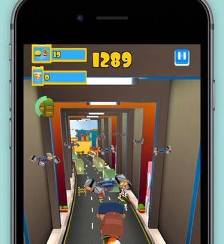 Go Robo Run Ekran Görüntüleri - 2