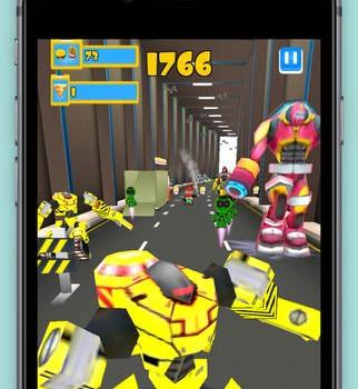 Go Robo Run Ekran Görüntüleri - 1