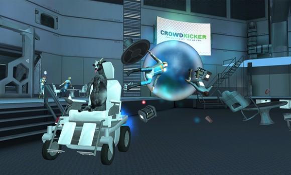 Goat Simulator Waste of Space Ekran Görüntüleri - 2