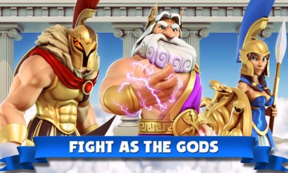 Gods of Olympus Ekran Görüntüleri - 5