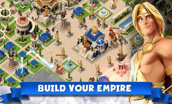Gods of Olympus Ekran Görüntüleri - 2