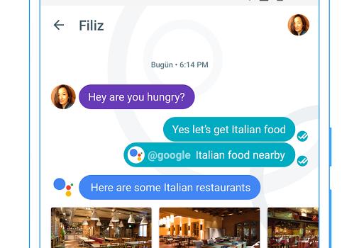 Google Allo (APK) Ekran Görüntüleri - 1