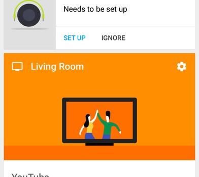 Google Cast Ekran Görüntüleri - 2
