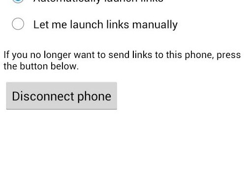 Google Chrome to Phone Ekran Görüntüleri - 2