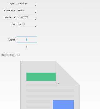 Google Cloud Print Ekran Görüntüleri - 3