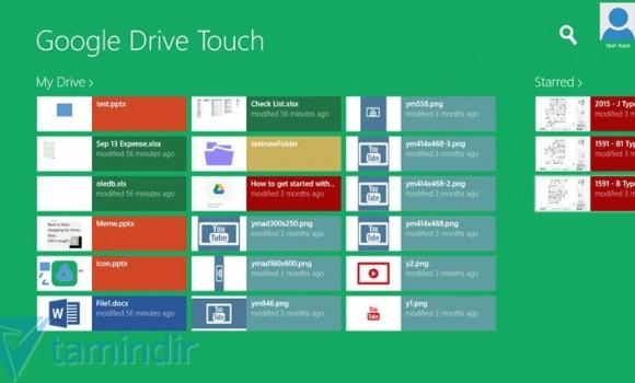 Google Drive Touch Ekran Görüntüleri - 3