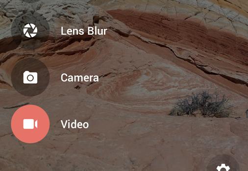 Google Kamera Ekran Görüntüleri - 1