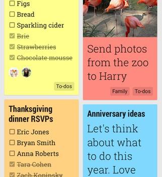 Google Keep Ekran Görüntüleri - 4