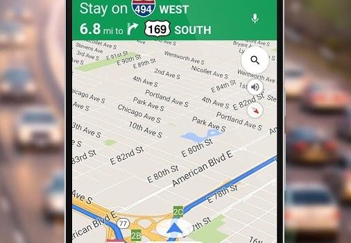 Google Maps Ekran Görüntüleri - 4