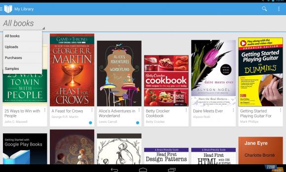 Google Play Books Ekran Görüntüleri - 3
