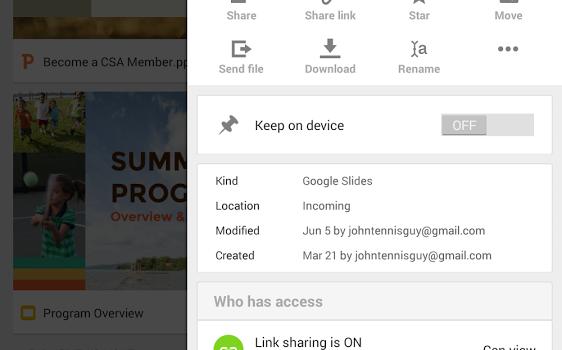 Google Slaytlar Ekran Görüntüleri - 2