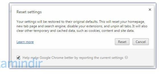 Google Software Removal Tool Ekran Görüntüleri - 3