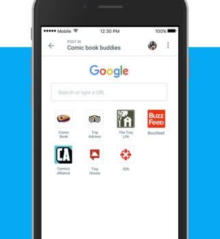 Google Spaces Ekran Görüntüleri - 3