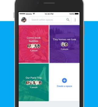 Google Spaces Ekran Görüntüleri - 5