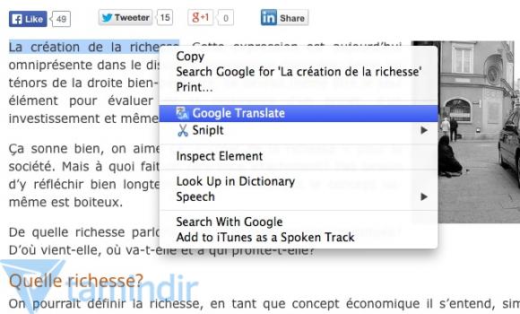 Google Translate Ekran Görüntüleri - 3