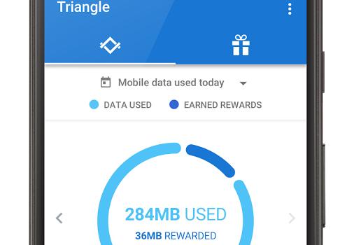 Google Triangle Ekran Görüntüleri - 1