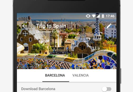 Google Trips Ekran Görüntüleri - 5