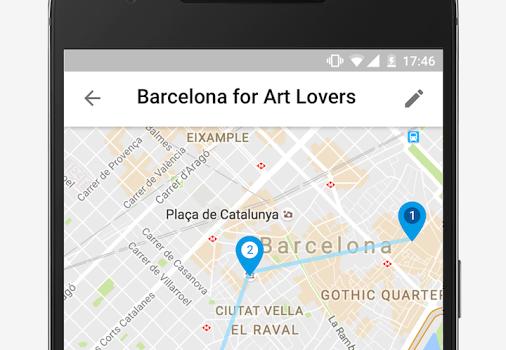 Google Trips Ekran Görüntüleri - 2