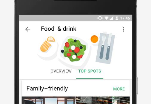 Google Trips Ekran Görüntüleri - 1