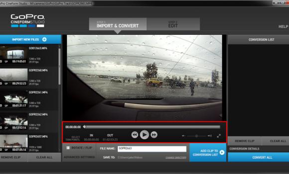 GoPro Studio Ekran Görüntüleri - 3