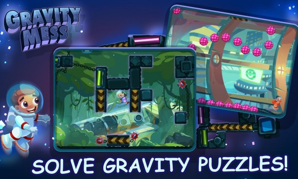 Gravity Mess Ekran Görüntüleri - 4
