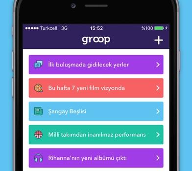 Groop Ekran Görüntüleri - 4
