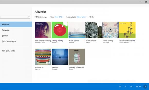 Groove Ekran Görüntüleri - 1