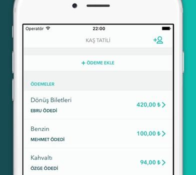 Group Expense Tracker Ekran Görüntüleri - 3