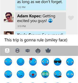 GroupMe Ekran Görüntüleri - 2