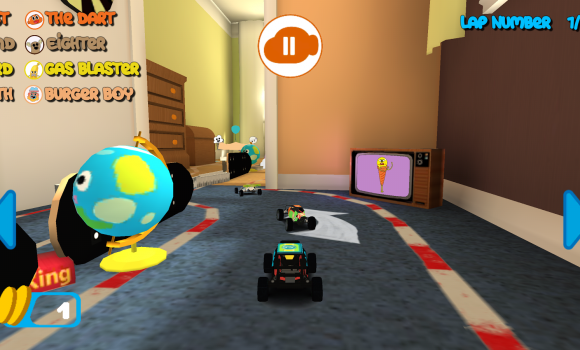 Gumball Racing Ekran Görüntüleri - 4