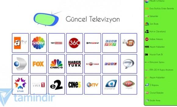 Güncel Televizyon Ekran Görüntüleri - 3