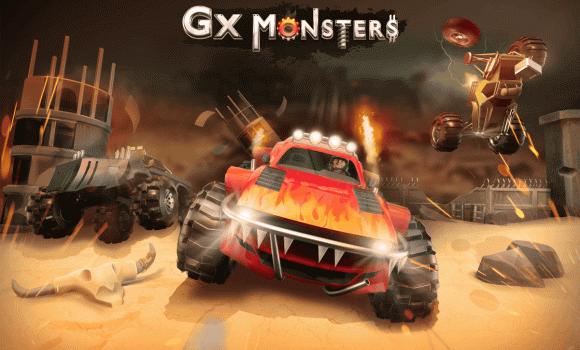 GX Monsters Ekran Görüntüleri - 4