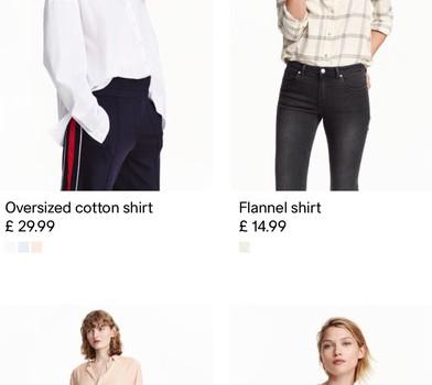 H&M Ekran Görüntüleri - 4