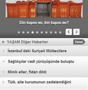 Haber RSS Ekran Görüntüleri - 1
