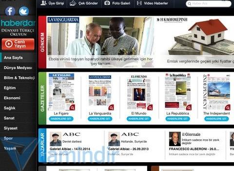 Haberdar HD Ekran Görüntüleri - 2