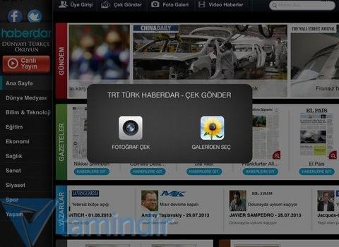 Haberdar HD Ekran Görüntüleri - 1