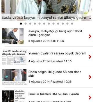 Haberdar Ekran Görüntüleri - 3