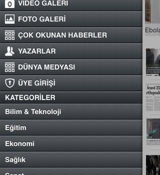 Haberdar Ekran Görüntüleri - 2