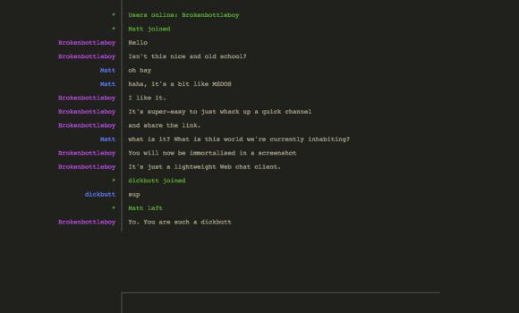 Hack.Chat Ekran Görüntüleri - 3