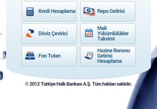 Halkbank Mobil Bankacılık Ekran Görüntüleri - 3