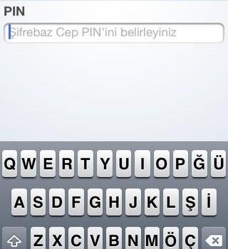 Halkbank Şifrebaz Cep Ekran Görüntüleri - 2