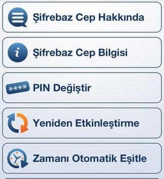 Halkbank Şifrebaz Cep Ekran Görüntüleri - 1