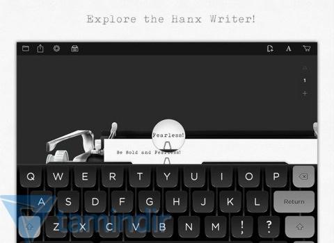 Hanx Writer Ekran Görüntüleri - 3