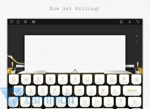 Hanx Writer Ekran Görüntüleri - 1