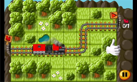 Happy Train Town Ekran Görüntüleri - 1