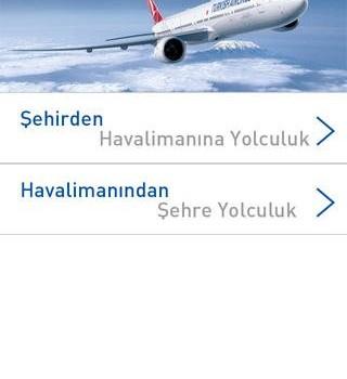 Havalimanı Servisim Ekran Görüntüleri - 2
