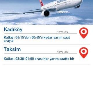 Havalimanı Servisim Ekran Görüntüleri - 1