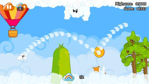 Henry the Cloud Ekran Görüntüleri - 4